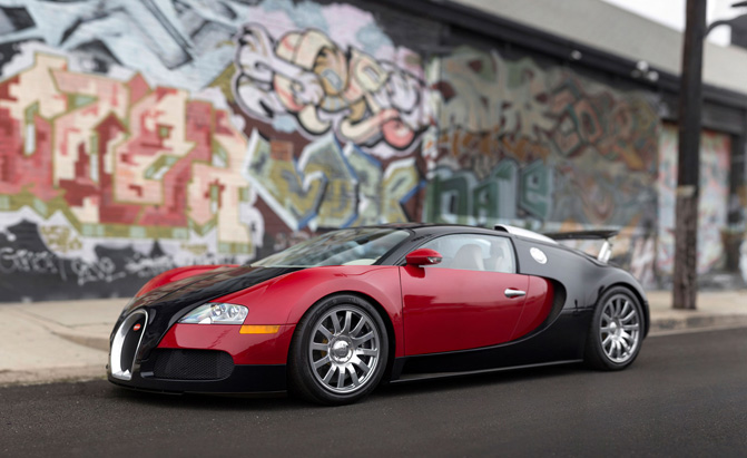 first-production-bugatti-veyron-heading-to-auction