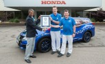 Honda Civic Sets European World Record for Fuel Efficiency