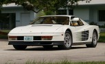 Miami Vice Ferrari Testarossa Heading to Auction