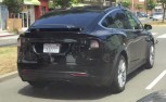 Tesla Model X Caught Testing New Sensors in Video