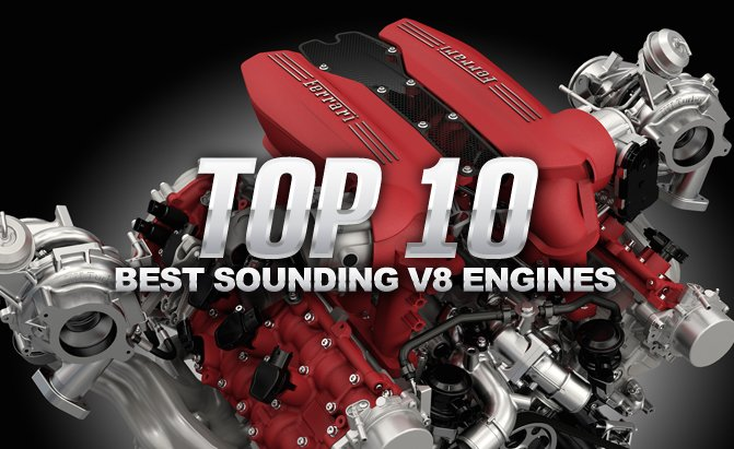10 best sounding v8 engines top 10 best sounding v8 engines sciox Choice Image