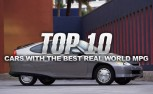 Top 10 Cars with the Best Real-World MPG