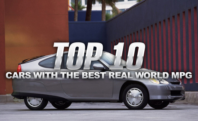 top 10 cars with the best real world mpg. Black Bedroom Furniture Sets. Home Design Ideas