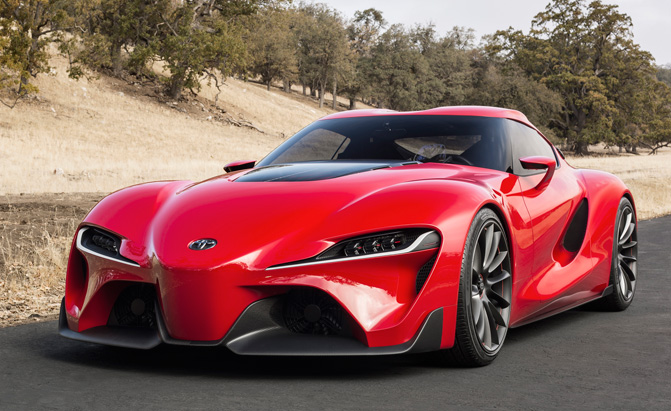 Beautiful Fate Of Toyota BMW Sports Car To Be Decided By Yearu0027s End