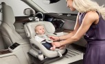Volvo Wants to Revolutionize Baby Seats with This Concept
