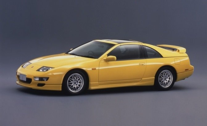 1998 300zx Version R 2by2