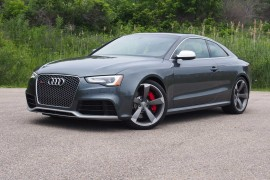 2015 Audi RS 5 Front 01