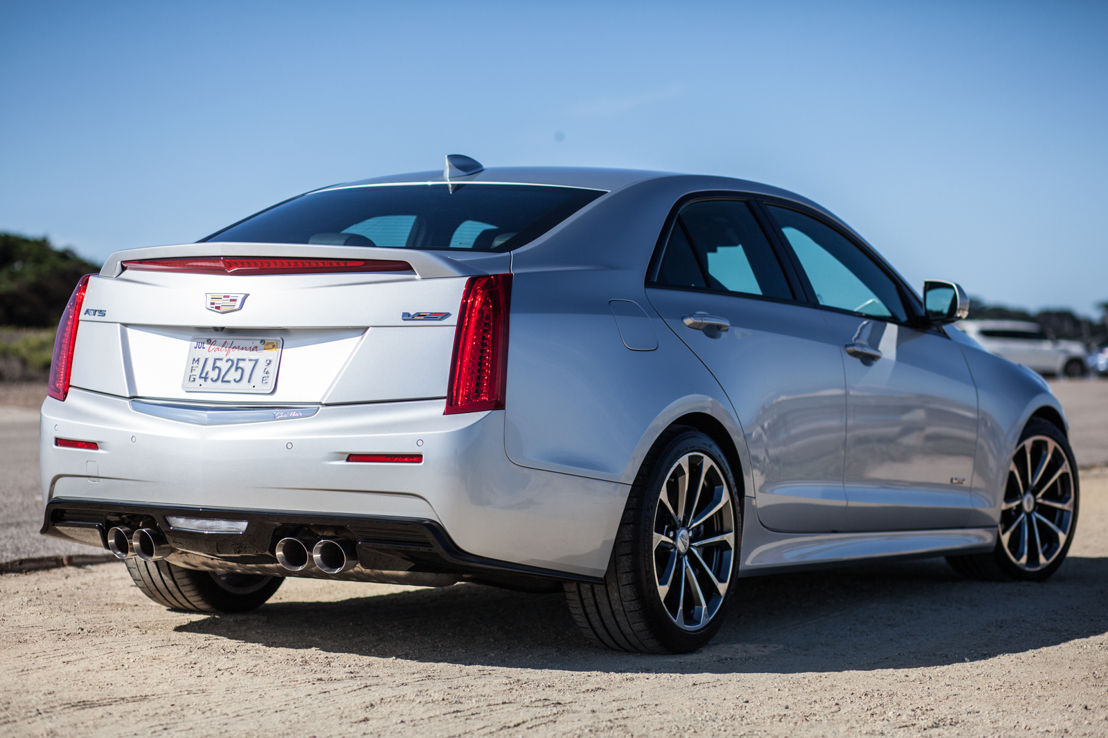 9 things i learned about the 2016 cadillac ats v news. Black Bedroom Furniture Sets. Home Design Ideas