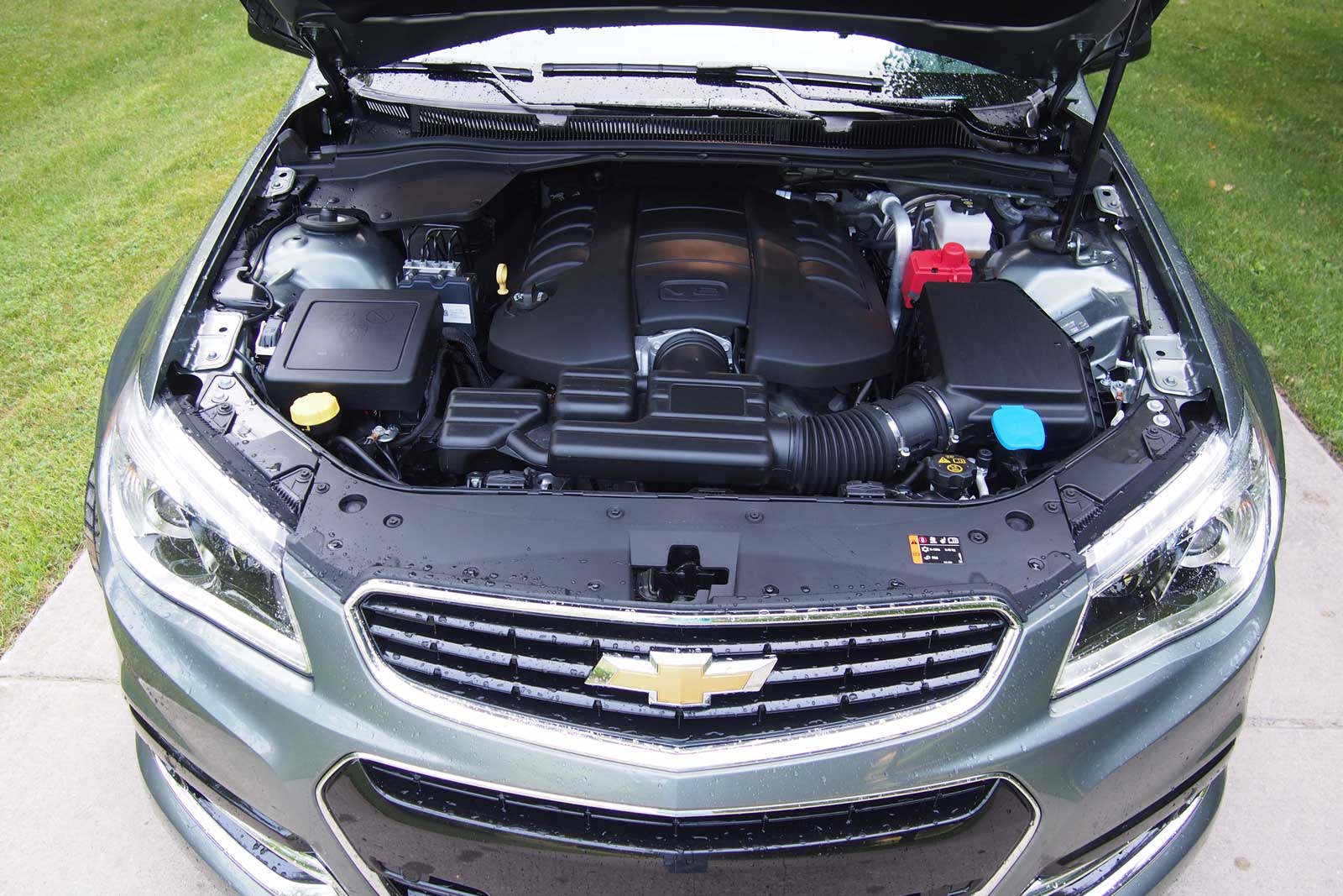 2015 chevrolet ss review autoguide 2015 chevrolet ss engine 01 publicscrutiny Gallery
