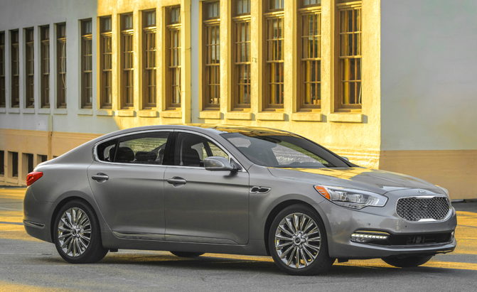 Top 10 cheapest vehicles with 400 hp autoguide news 2015 kia k900 sciox Images