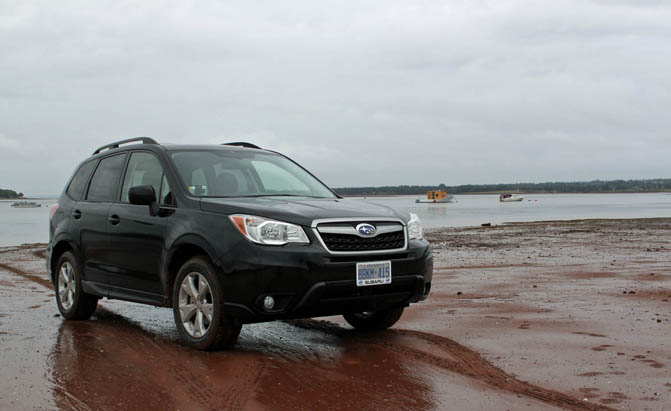 2016-Subaru-Forester-review-sand