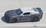 2017 Chevrolet Camaro ZL1 Spied in Early Stages of Testing