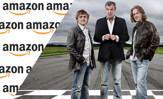 new top gear coming to amazon next fall news. Black Bedroom Furniture Sets. Home Design Ideas
