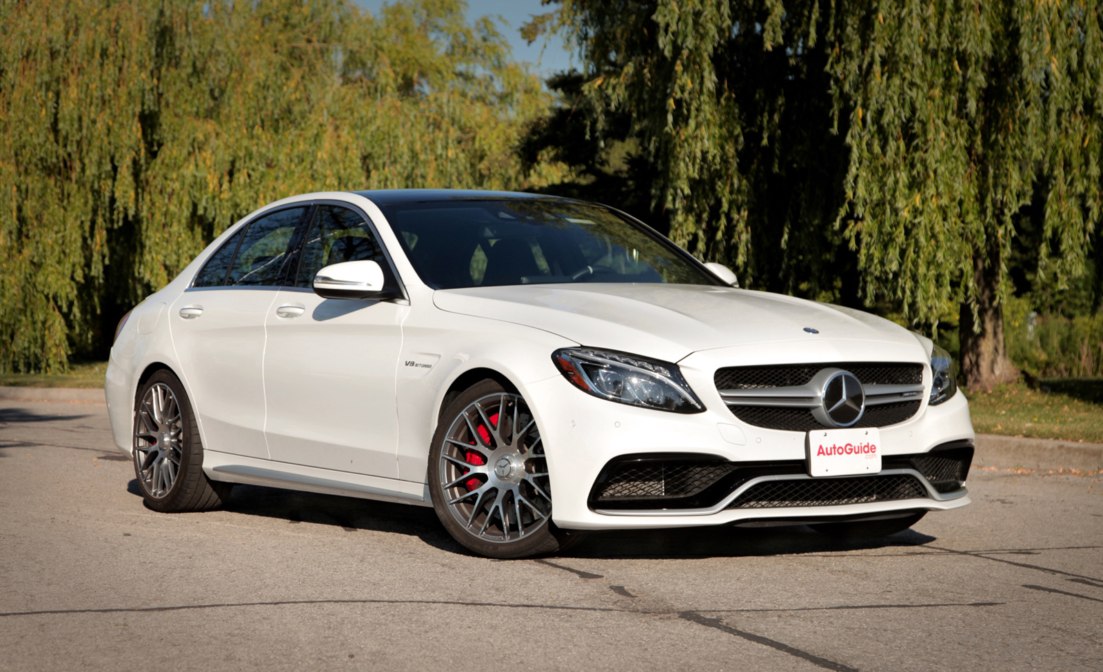 2015 Mercedes-benz C 63 Amg S Review