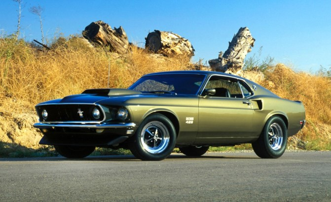 Top 10 Ford Mustangs Of All Time Autoguide News