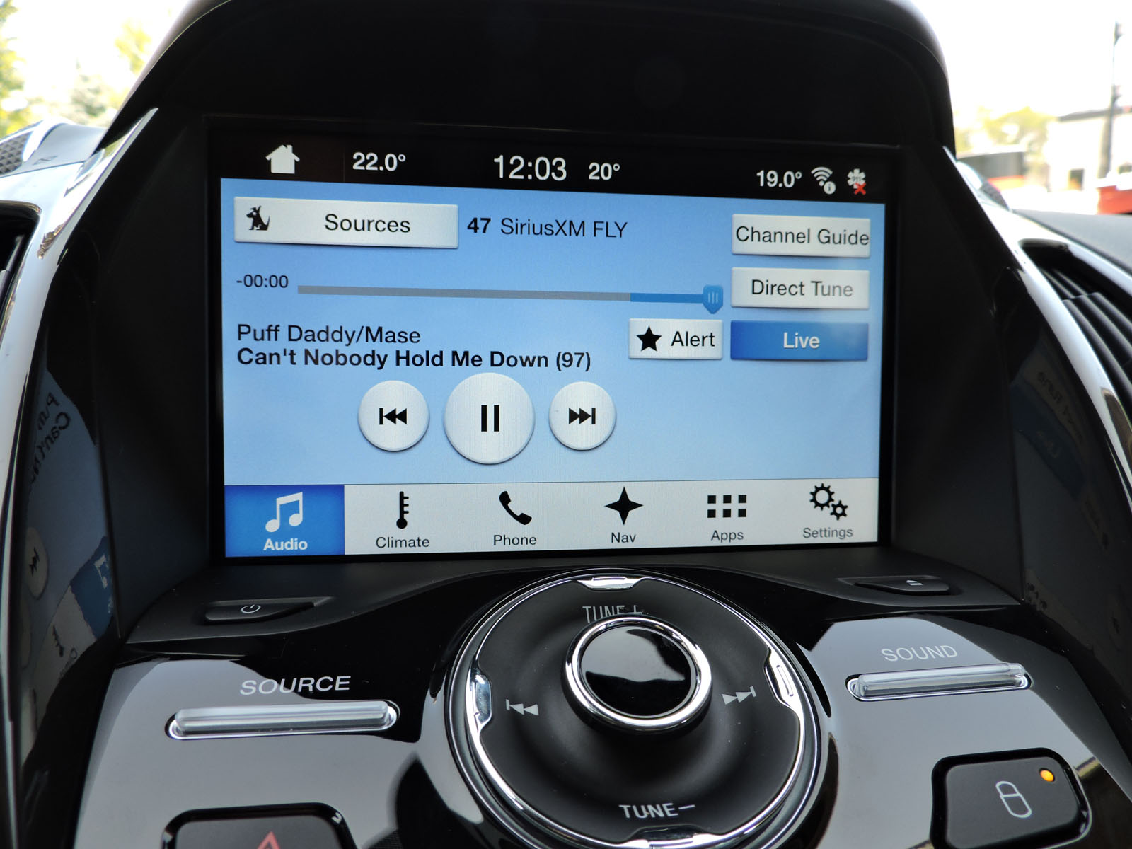 ford sync 3 review it doesn 39 t suck any more autoguide. Black Bedroom Furniture Sets. Home Design Ideas