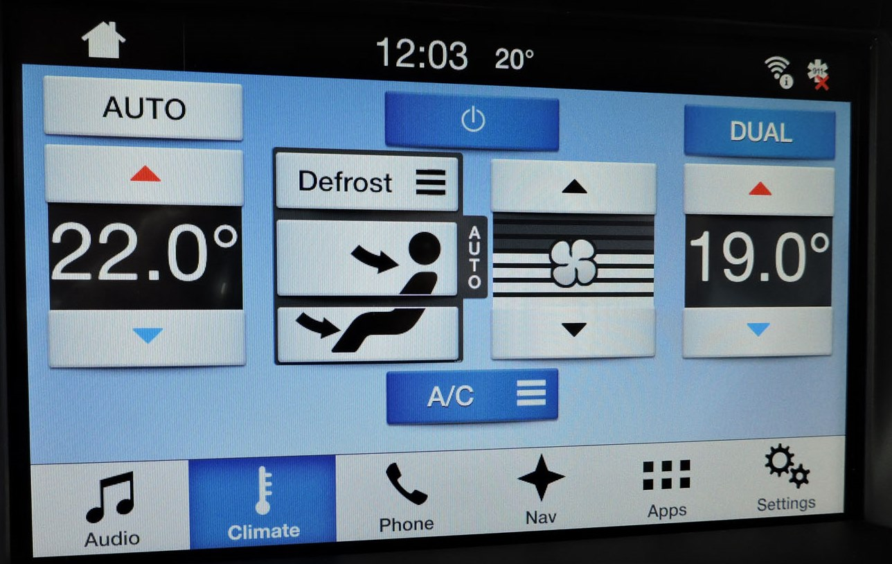 how to change over the air sync settings on iphone ford sync 3 review it doesn t any more 187 autoguide 8275