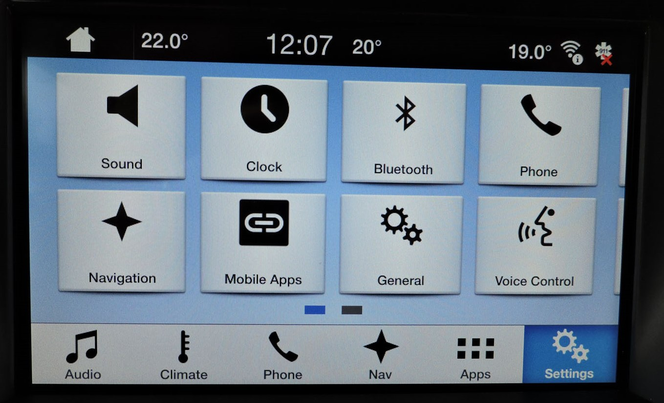 Myford Touch Update >> Ford SYNC 3 Review: It Doesn't Suck Any More » AutoGuide.com News