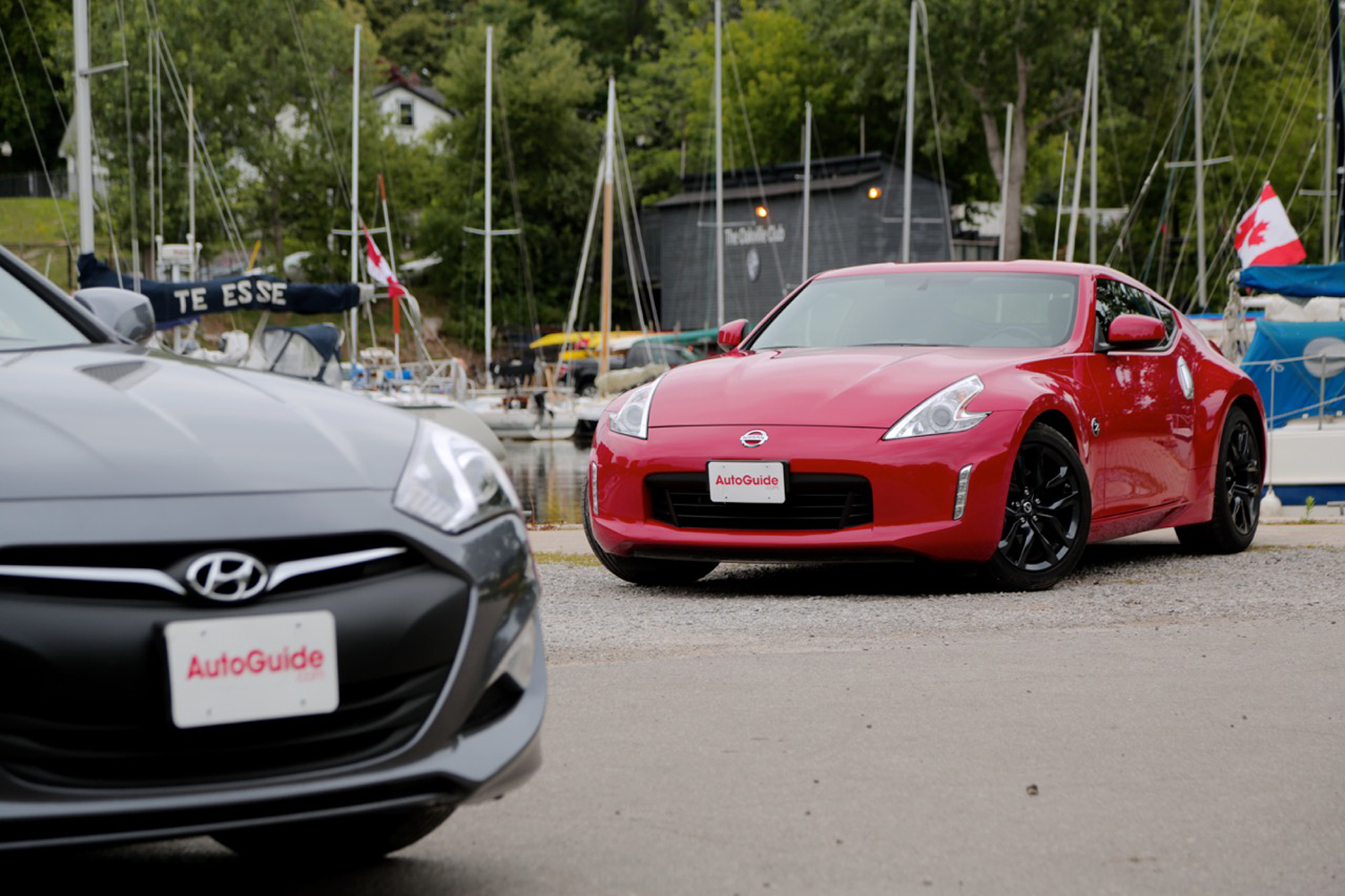 coupe hyundai features bisimoto front genesis by street engineering super