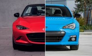 Poll: Mazda Miata MX-5 or Subaru BRZ?