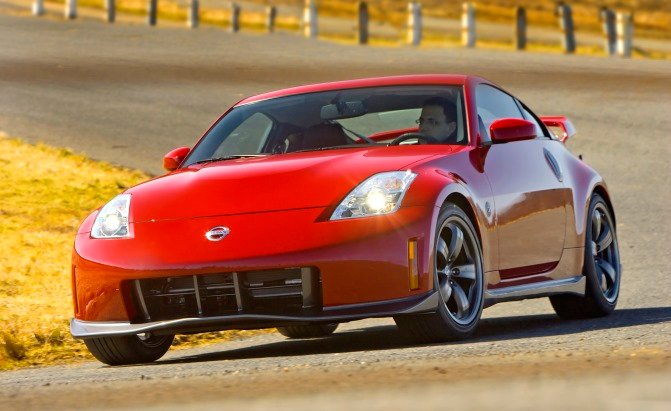 2007 Nismo 350z Best Nissan Sports Cars