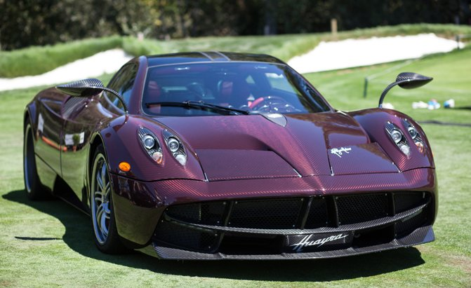 Top Most Beautiful Cars Of All Time According To Horacio Pagani