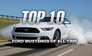 Top 10 Ford Mustangs of All Time