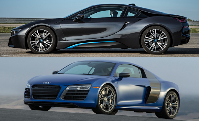 Poll Bmw I8 Or Audi R8 Autoguide Com News
