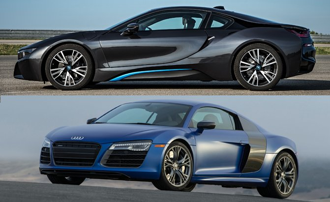 I8 Audi Bmw I8 Vs Audi R8 V10 Plus Which One You Would Buy Scxhjd Org