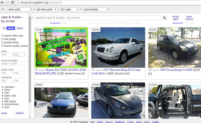 Tips For Ing A Car On Craigslist