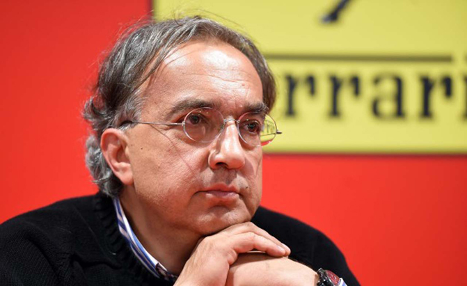 Fca Ceo Sergio Marchionne Is Absurdly Rich