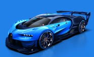 Bugatti Vision Gran Turismo Design Renderings Revealed