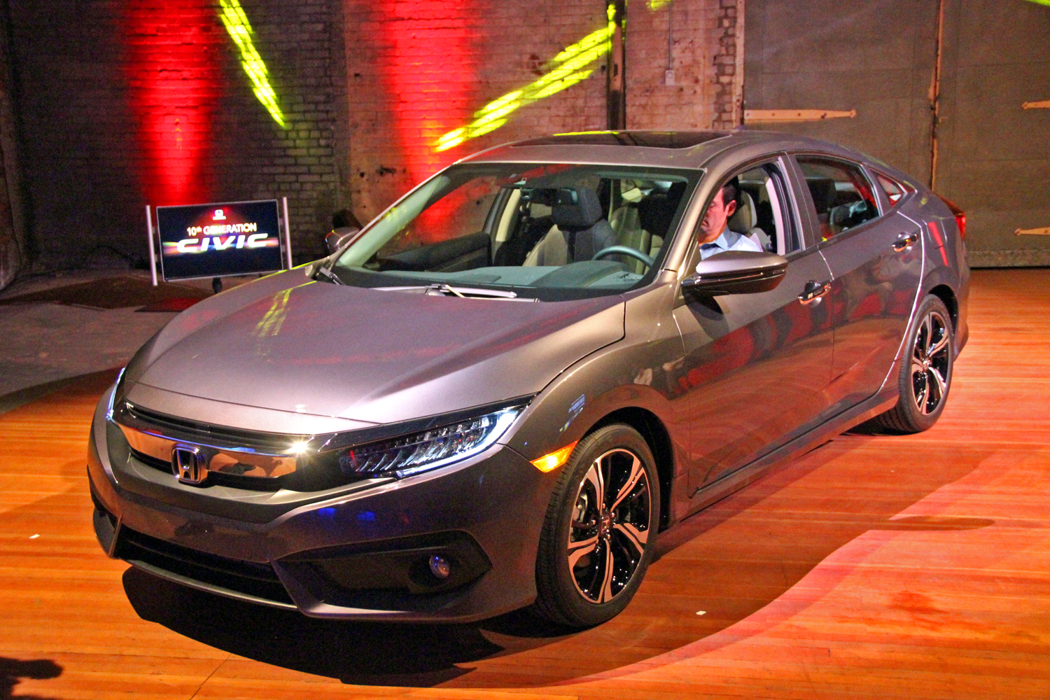 the 2016 honda civic is the civic you 39 ve been waiting for news. Black Bedroom Furniture Sets. Home Design Ideas