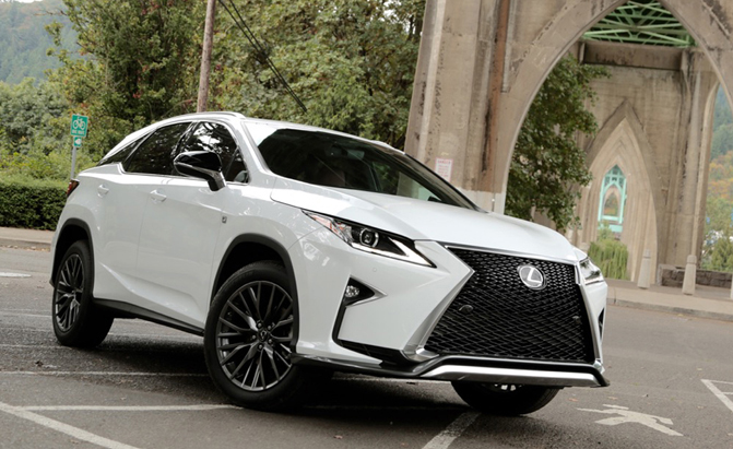 New Lexus Suv >> Lexus New Trademarks Hint At Name For Seven Seat Suv Autoguide