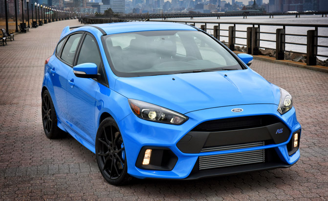 The Ford Focus Rs 0 60 Time Is Just 4 7 Seconds Autoguide Com News
