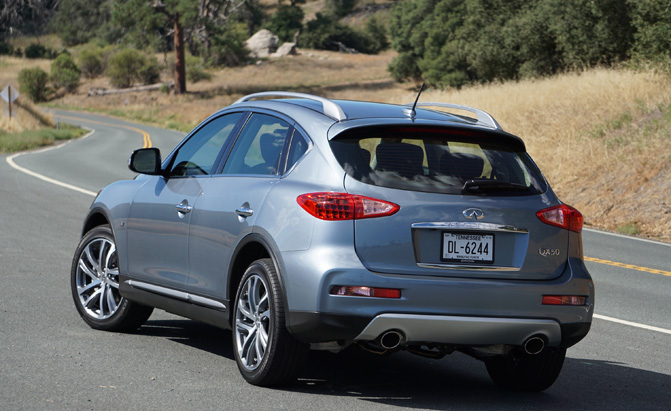 Infiniti-QX50-review-rear-view