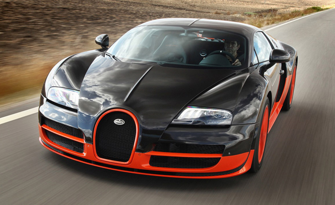 Bugatti Veyron Recalled for Three Separate Issues » AutoGuide.com News