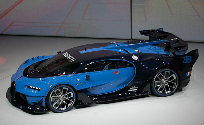 listen to how angry the bugatti vision gt concept sounds. Black Bedroom Furniture Sets. Home Design Ideas