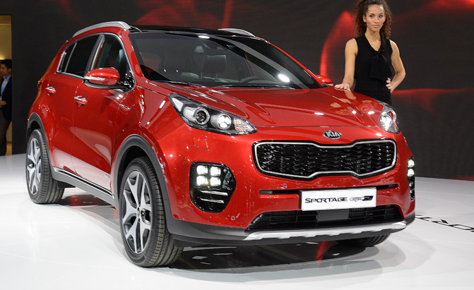 Excellent 2017 Kia Sportage Video First Look
