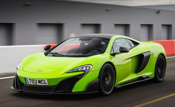 Amazing It Has 666 Hp, 515 Lb Ft Of Torque And Weighs Under 3,000 Lbs. The McLaren  675LT Goes Zero To 62 Mph In 2.9 Seconds, Thanks To The British Automakeru0027s  ...