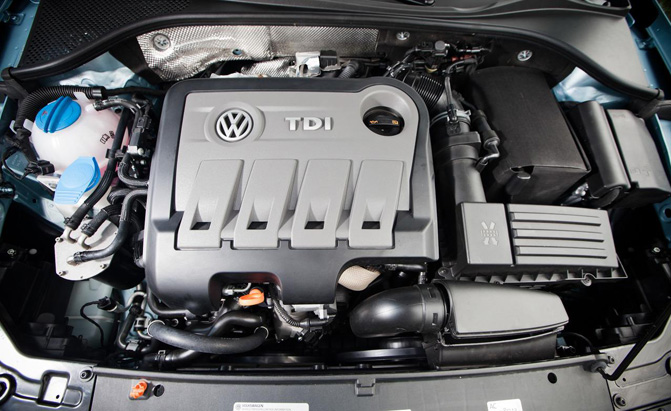 consumer reports suspends recommended rating  vw tdi models