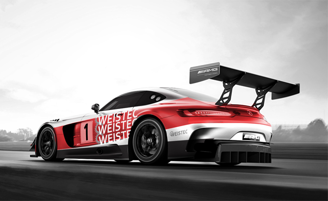 Mercedes benz 39 s newest race car is coming to america for Mercedes benz race cars