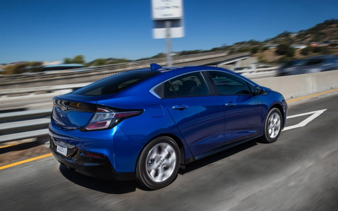 2017 Chevrolet Volt Will Offer Adaptive Cruise Control