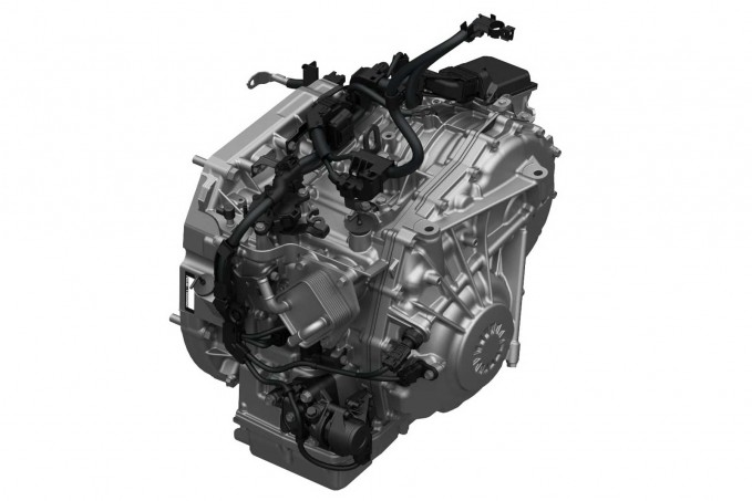 2016 Honda Civic Powertrain 05