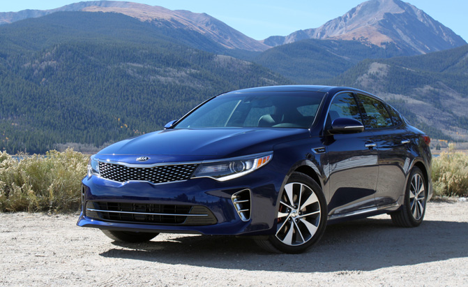 2016 kia optima review news. Black Bedroom Furniture Sets. Home Design Ideas