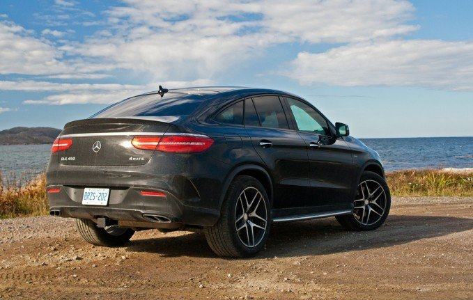 2016 Mercedes-Benz GLE Coupe-13