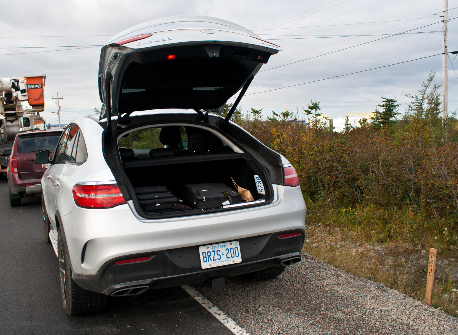 10 Things I Learned Driving The 2016 Mercedes Benz Gle