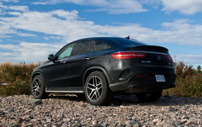 2016 Mercedes-Benz GLE Coupe-9