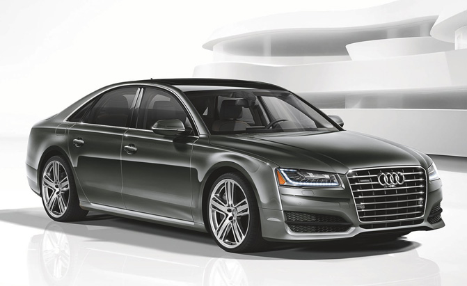 2016 Audi A8l 4 0t Sport Priced From 91 425
