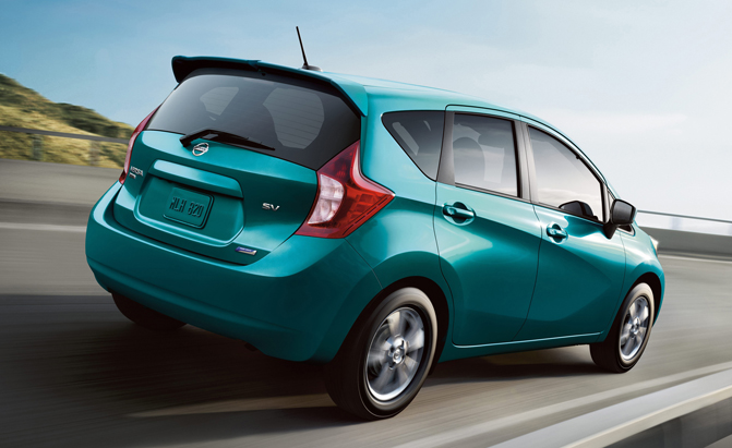 2016 nissan versa note to start from 15 005. Black Bedroom Furniture Sets. Home Design Ideas